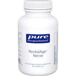 Pure Encapsulations RevitalAge™ Nerve 120 caps P14586