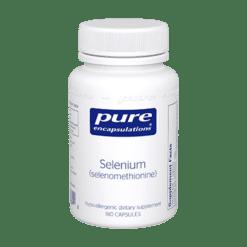 Pure Encapsulations Selenium 200 mcg 180 vcaps SEL14