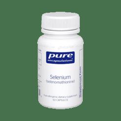 Pure Encapsulations Selenium 200 mcg 60 vcaps SEL15
