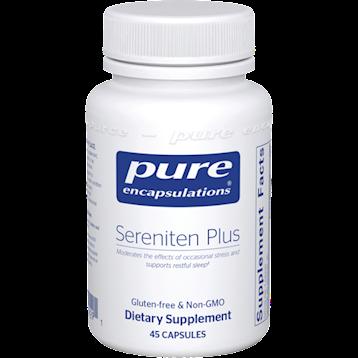 Pure Encapsulations Sereniten Plus 45 caps P19291