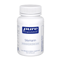 Pure Encapsulations Silymarin 250 mg 120 vegcaps SILY3