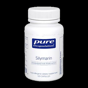 Pure Encapsulations Silymarin 250 mg 120 vegcaps SILY3