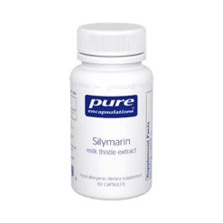 Pure Encapsulations Silymarin 250 mg 60 vegcaps SILY2