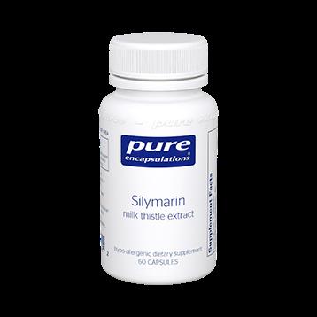Pure Encapsulations Silymarin 250 mg 60 vegcaps SILY2