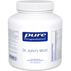 Pure Encapsulations St. Johns Wort 600 mg 250 vegcaps HYPE7
