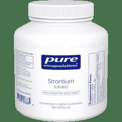 Pure Encapsulations Strontium 227 mg 180 vcaps STRO3