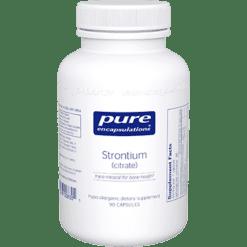 Pure Encapsulations Strontium 227 mg 90 vcaps STRO2