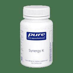 Pure Encapsulations Synergy K 120 caps SYNE3