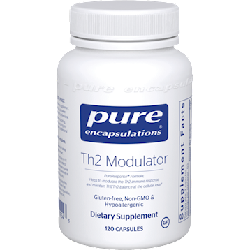 Pure Encapsulations Th2 Modulator 120 caps P19543