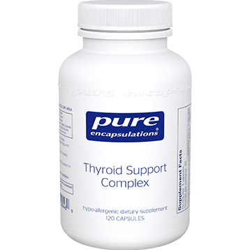 Pure Encapsulations Thyroid Support Complex 120 caps THY34