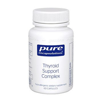 Pure Encapsulations Thyroid Support Complex 60 caps THY35