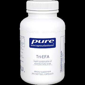Pure Encapsulations Tri EFA 240 gels TRIE2