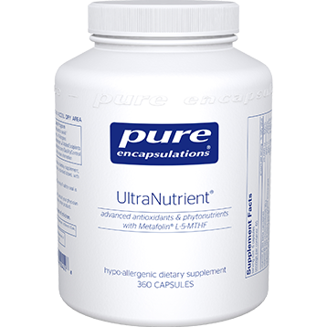 Pure Encapsulations UltraNutrient® 360 caps ULT56