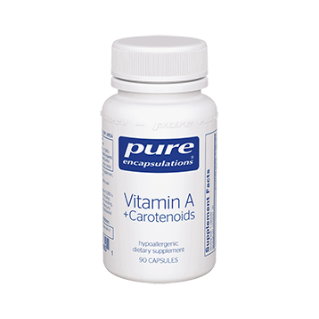 Pure Encapsulations Vitamin A Carotenoids 90 caps P16801