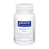 Pure Encapsulations Vitamin D3 400 IU 120 vcaps VIT84