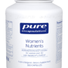 Pure Encapsulations Womens Nutrients 360 vcaps WN3