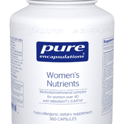 Pure Encapsulations Womens Nutrients 360 vcaps WN3