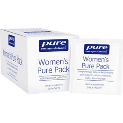 Pure Encapsulations Womens Pure Pack 30 packets WPP3