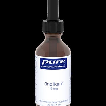 Pure Encapsulations Zinc Liquid 120 ml ZINL5