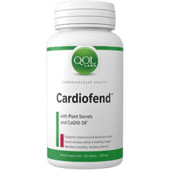 QOL Labs Cardiofend 60 tabs Q80669