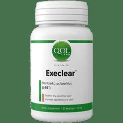 QOL Labs Execlear 30 vegcaps Q00897