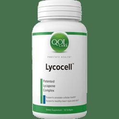 QOL Labs Lycocell 60 softgels Q80546