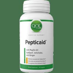 QOL Labs Pepticaid 45 vegcaps Q80683