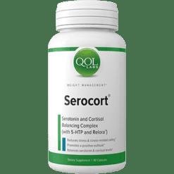 Quality of Life Labs Serocort™ 90 capsules Q430