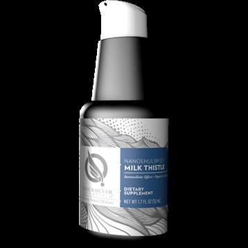 Quicksilver Scientific Milk Thistle Nanoemulsified 1.7 oz Q8880