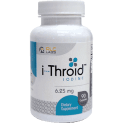 RLC Labs i Throid™ 6.25mg 90vegetarian capsules RL5561