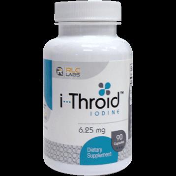 RLC Labs i Throid™ 6.25mg 90vegetarian capsules RL5561