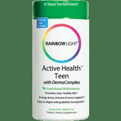 Rainbow Light Nutrition Active Health Teen Multivitamin 90 tablets R11202