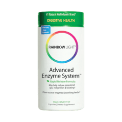 Rainbow Light Nutrition Advanced Enzyme System 90 caps R35101
