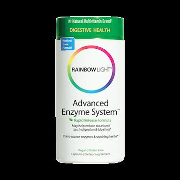 Rainbow Light Nutrition Advanced Enzyme System 90 caps R35101