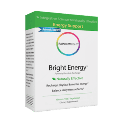 Rainbow Light Nutrition Bright Energy 30 vegetarian capsules R81001