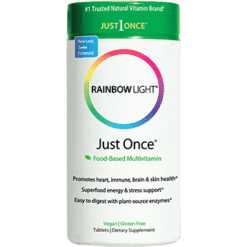 Rainbow Light Nutrition Just Once® Multivitamin 120 tabs R10474