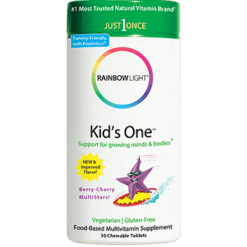 Rainbow Light Nutrition Kids One Chewable 90 tablets R10982