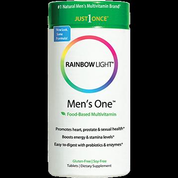 Rainbow Light Nutrition Mens One Multivitamin 90 tablets R10892