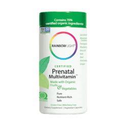 Rainbow Light Nutrition Prenatal Multivitamin 120 vegetarian capsules R80021