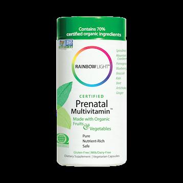 Rainbow Light Nutrition Prenatal Multivitamin 120 vegetarian capsules R80021