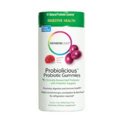 Rainbow Light Nutrition Probiolicious™ 50 Gummies R12121