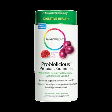 Rainbow Light Nutrition Probiolicious™ 50 Gummies R12121