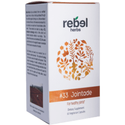 Rebel Herbs 33 Jointade 60 vegcaps RH4307