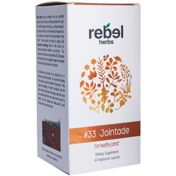 Rebel Herbs 33 Jointade 60 vegcaps RH4307