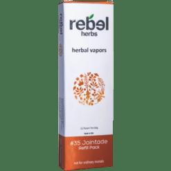 Rebel Herbs 35 Jointade Vapor Refill 1 Refill RH4420