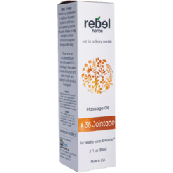 Rebel Herbs 36 Jointade Massage Oil 88 ml RH4529