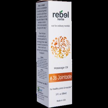 Rebel Herbs 36 Jointade Massage Oil 88 ml RH4529