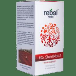 Rebel Herbs 45 StamiMax 60 vegcaps RH4314