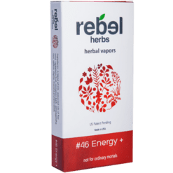 Rebel Herbs 46 Energy Vapor Kit 1 Kit RH4390