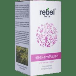 Rebel Herbs 54 FemPause 60 vegcaps RH4369